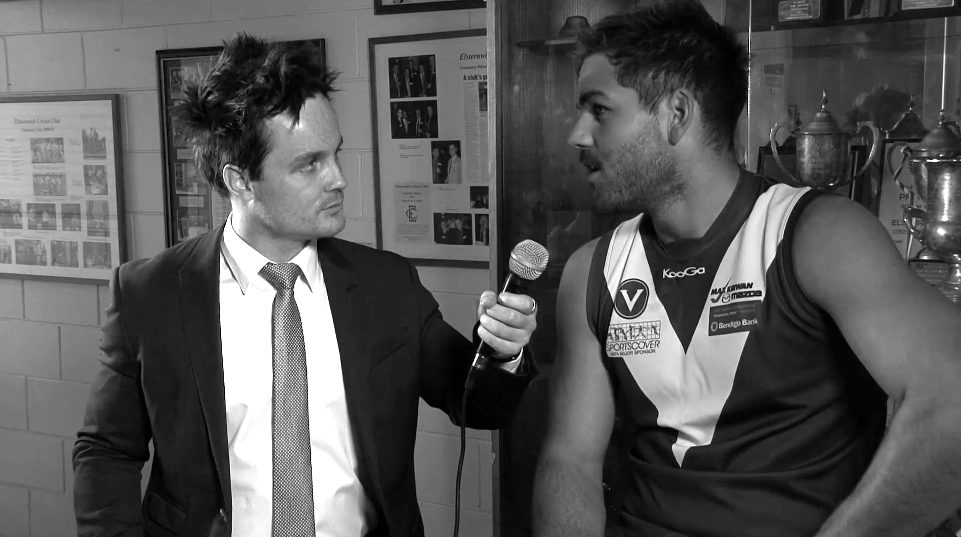 VAFA TV Interview